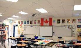 مدارس كندا