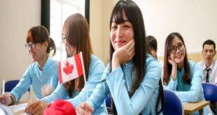 منح دراسية إلى كندا